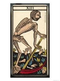 """the death card in tarot"""